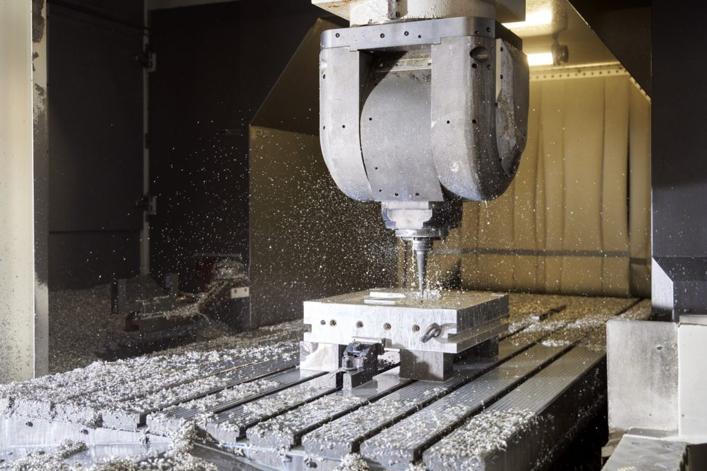 Usinage moule aluminium