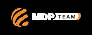 logo MDP Team pour fond foncé